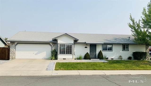 1270 Northfield, Carson City, NV 89706 (MLS #200013343) :: Chase International Real Estate