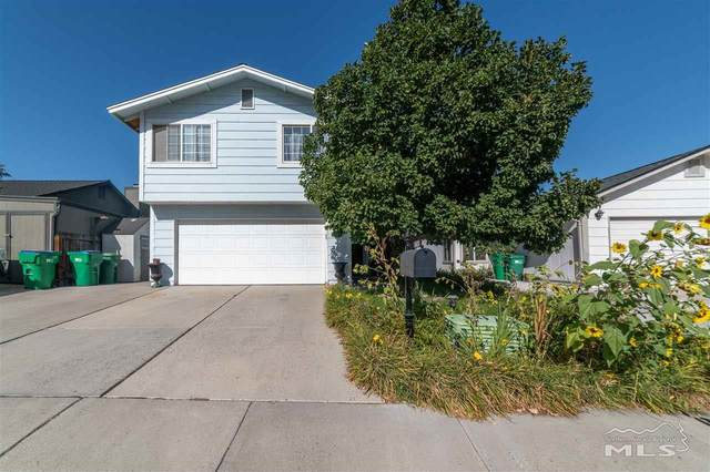 1671 Topeka Ct, Sparks, NV 89434 (MLS #200013396) :: The Mike Wood Team