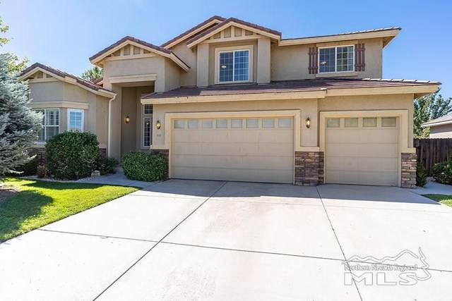 111 Turnberry Ct., Dayton, NV 89403 (MLS #200013398) :: Ferrari-Lund Real Estate