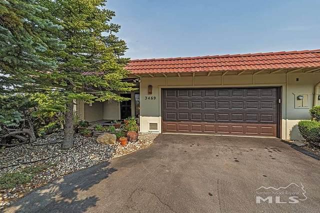 3469 Skyline Blvd, Reno, NV 89509 (MLS #200013404) :: Theresa Nelson Real Estate