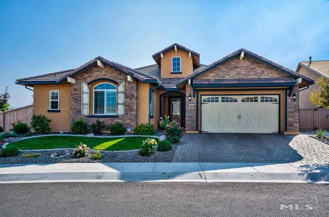 9837 Dyevera Lane, Reno, NV 89521 (MLS #200013412) :: Chase International Real Estate