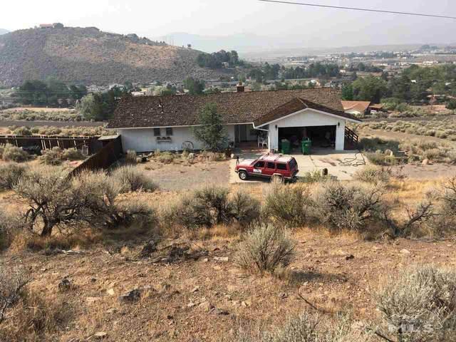 4305 Drake Way, Washoe Valley, NV 89704 (MLS #200013420) :: Chase International Real Estate