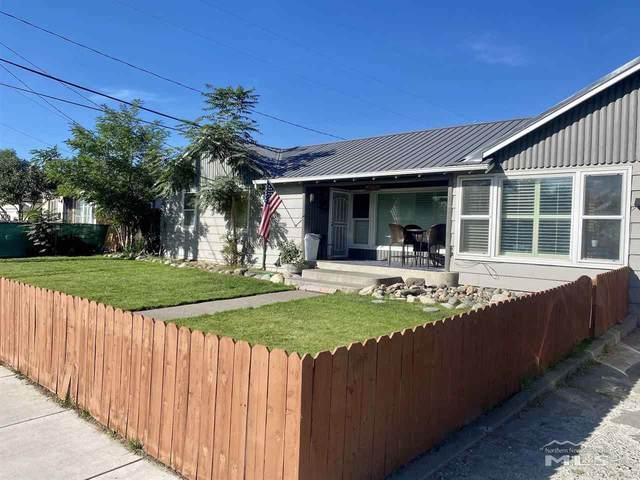 1021 19th Street, Sparks, NV 89431 (MLS #200013430) :: Vaulet Group Real Estate