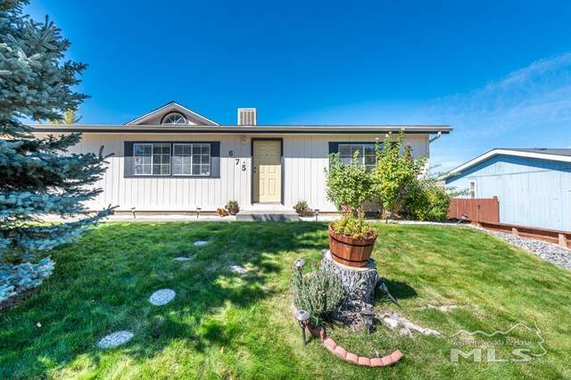 675 Wall Canyon Drive, Sun Valley, NV 89433 (MLS #200013434) :: The Mike Wood Team