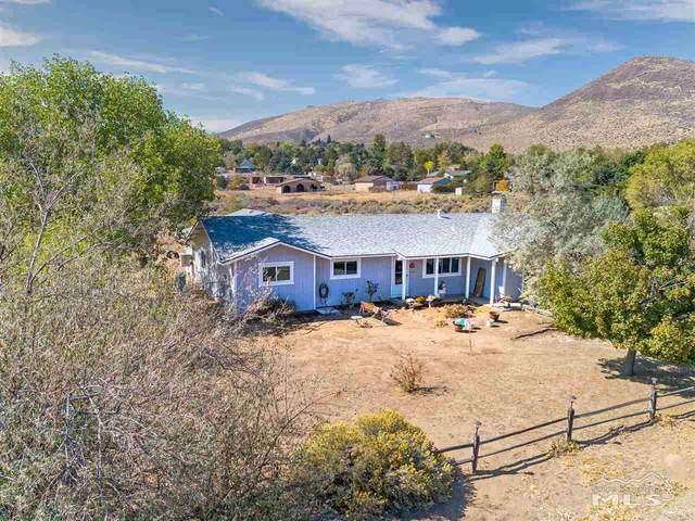 5100 Goni Road, Carson City, NV 89706 (MLS #200013436) :: NVGemme Real Estate