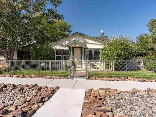 1602 H Street, Sparks, NV 89431 (MLS #200013437) :: Vaulet Group Real Estate