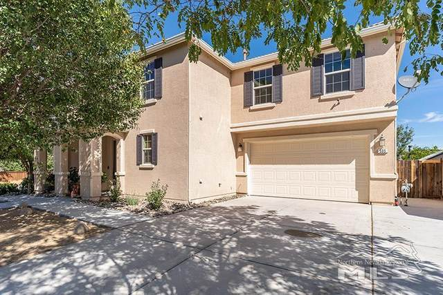 505 Verelli Court, Reno, NV 89521 (MLS #200013442) :: Chase International Real Estate
