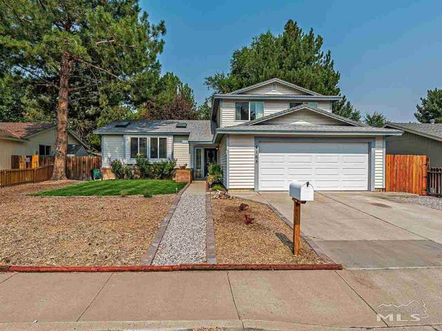 4165 Bismarck Dr., Reno, NV 89502 (MLS #200013445) :: Vaulet Group Real Estate