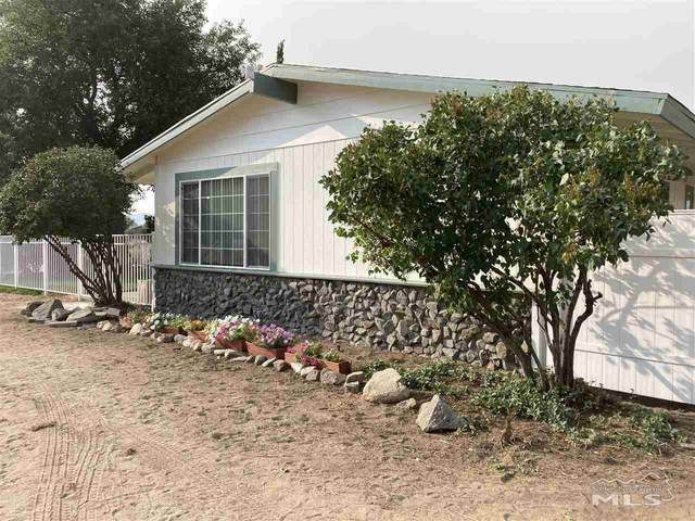 2265 Eastlake Blvd, Washoe Valley, NV 89704 (MLS #200013453) :: Chase International Real Estate