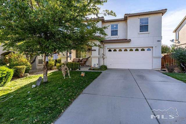 2853 Ineisa Court, Sparks, NV 89434 (MLS #200013465) :: NVGemme Real Estate