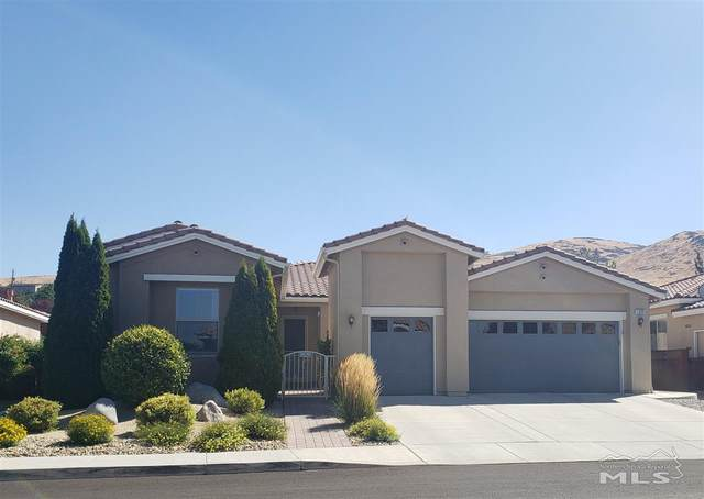 1390 Corleone Dr, Sparks, NV 89434 (MLS #200013473) :: The Mike Wood Team