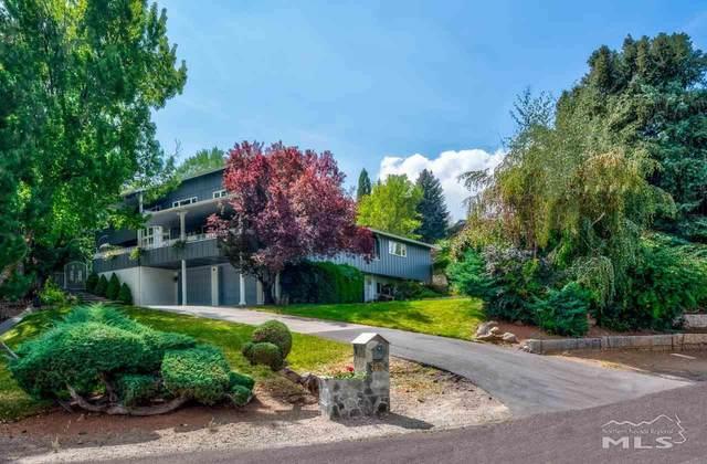 2670 Thomas Jefferson Drive, Reno, NV 89509 (MLS #200013478) :: Chase International Real Estate