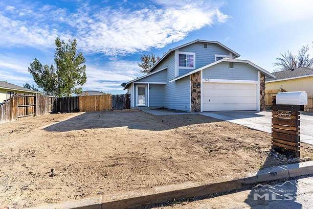 260 Blue Skies, Sparks, NV 89436 (MLS #200013485) :: The Mike Wood Team