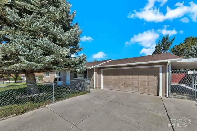3228 Gordonia, Carson City, NV 89701 (MLS #200013488) :: NVGemme Real Estate