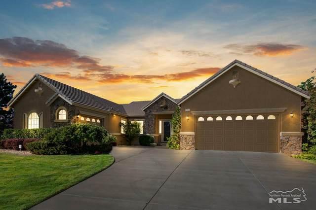 2743 Robb Drive, Reno, NV 89523 (MLS #200013496) :: Chase International Real Estate