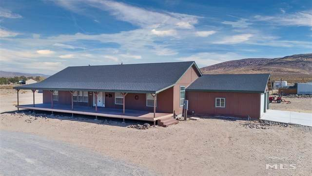 20 Desert Wells Circle, Stagecoach, NV 89429 (MLS #200013500) :: NVGemme Real Estate