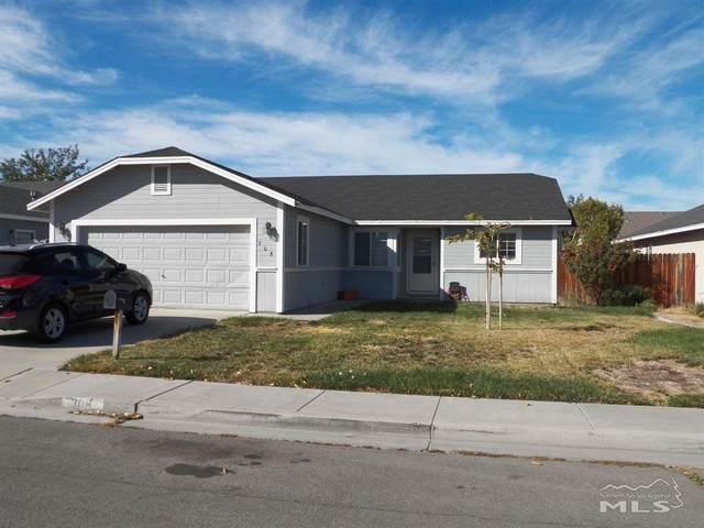 308 Dianna Way, Fallon, NV 89406 (MLS #200013503) :: The Mike Wood Team