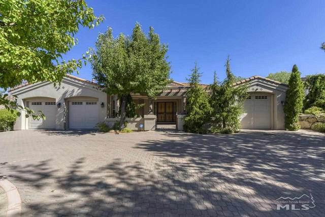 4565 Mountaingate Dr., Reno, NV 89519 (MLS #200013505) :: Vaulet Group Real Estate