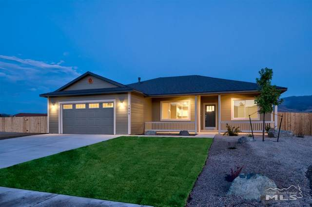 678 Teakwood Drive, Dayton, NV 89403 (MLS #200013515) :: The Mike Wood Team