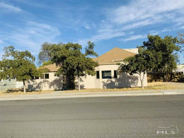 345 S Russell St, Fallon, NV 89406 (MLS #200013520) :: NVGemme Real Estate