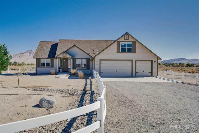 21 Desert View Dr, Smith, NV 89430 (MLS #200013522) :: Ferrari-Lund Real Estate