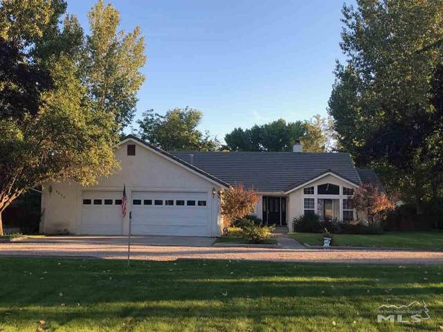 4635 Country River Drive, Fallon, NV 89406 (MLS #200013529) :: The Craig Team