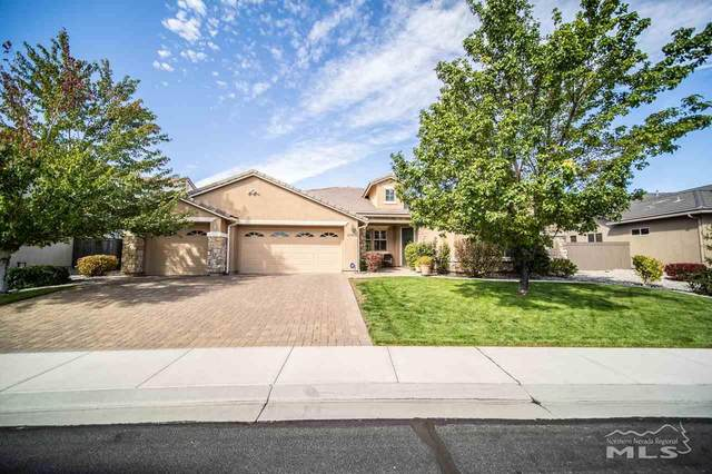 4985 Rhine Wine, Sparks, NV 89436 (MLS #200013542) :: NVGemme Real Estate