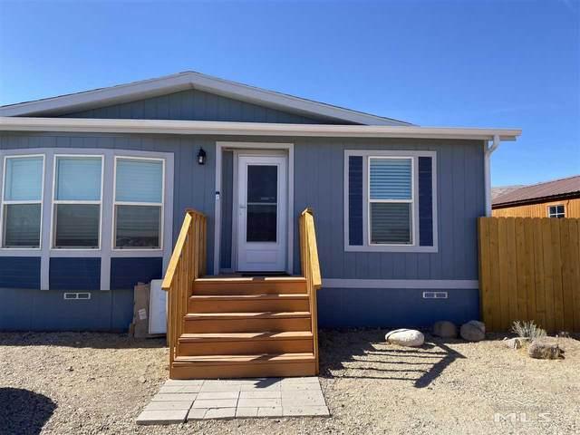 369 Sam Clemens Ave Na, Dayton, NV 89403 (MLS #200013560) :: Theresa Nelson Real Estate