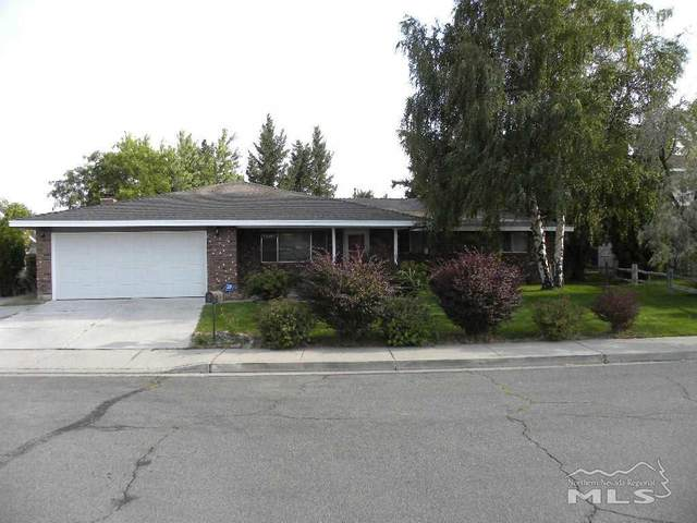 7 Bullion  Drive, Carson City, NV 89706 (MLS #200013561) :: Ferrari-Lund Real Estate