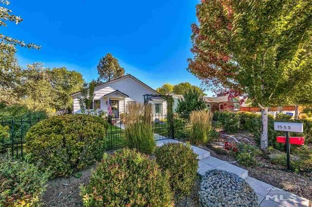 1553 County Rd, Minden, NV 89423 (MLS #200013575) :: Vaulet Group Real Estate