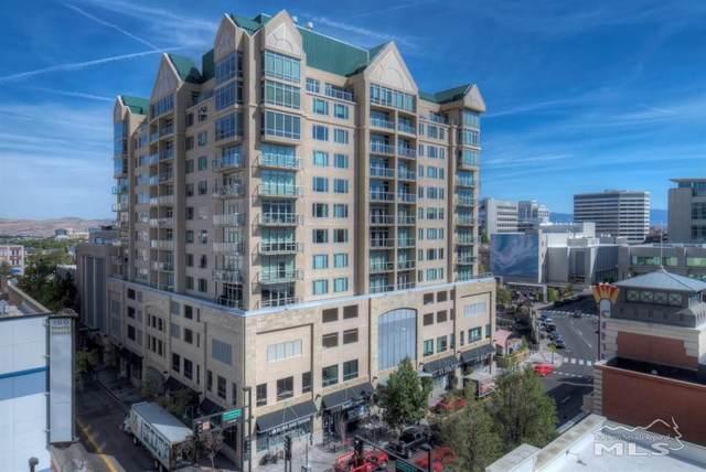 50 N Sierra #505, Reno, NV 89501 (MLS #200013579) :: Vaulet Group Real Estate