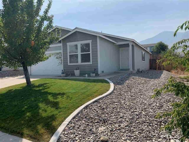 7950 Key Largo Drive, Reno, NV 89506 (MLS #200013585) :: The Mike Wood Team