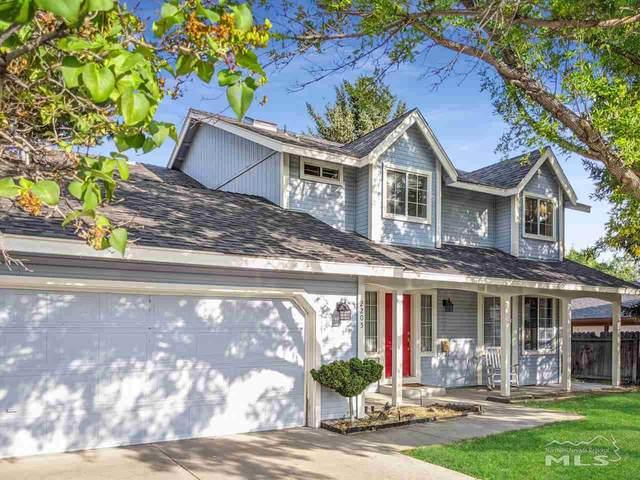 2205 Harriett Dr, Carson City, NV 89703 (MLS #200013604) :: NVGemme Real Estate