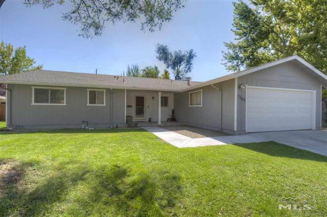 1309 E Robinson Street, Carson City, NV 89701 (MLS #200013613) :: The Mike Wood Team