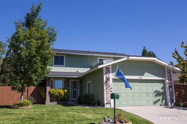 895 Isis, Reno, NV 89512 (MLS #200013626) :: NVGemme Real Estate