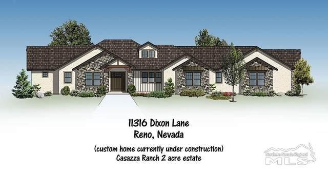 11316 Dixon Lane, Reno, NV 89511 (MLS #200013627) :: NVGemme Real Estate