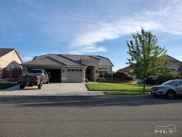 3743 Big Dipper Court, Sparks, NV 89436 (MLS #200013629) :: NVGemme Real Estate