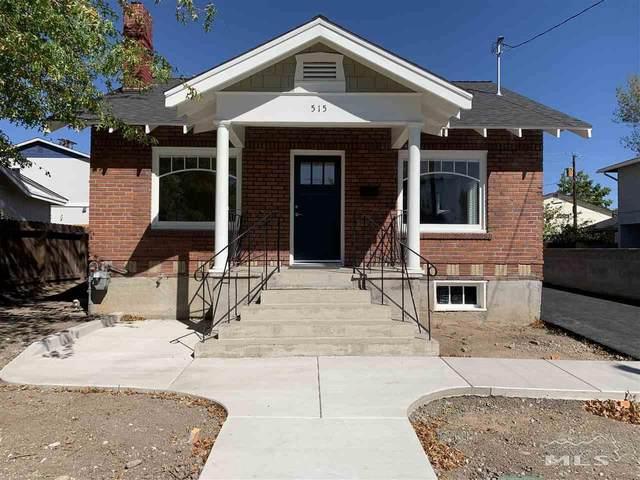 515 Burns Street, Reno, NV 89502 (MLS #200013630) :: NVGemme Real Estate