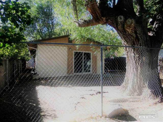 215 N Roop Street, Carson City, NV 89701 (MLS #200013632) :: The Craig Team
