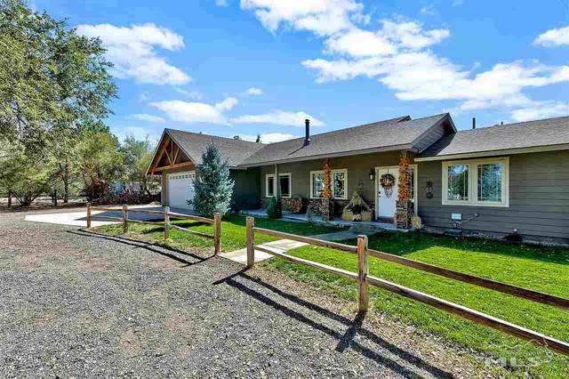 1331 Judy Street, Minden, NV 89423 (MLS #200013635) :: Theresa Nelson Real Estate