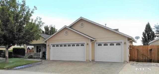 1376 Granborough Drive, Gardnerville, NV 89410 (MLS #200013636) :: NVGemme Real Estate