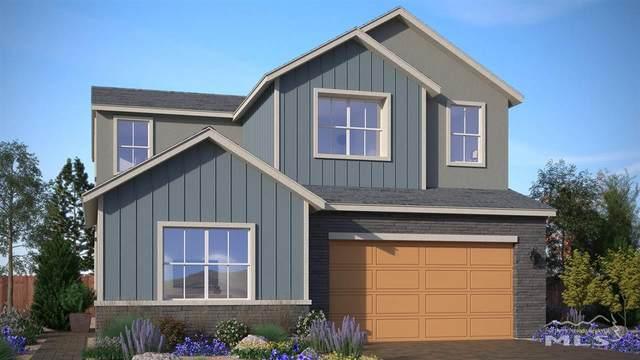 2830 Thistle Pine Ct Homesite 18, Reno, NV 89821 (MLS #200013642) :: Vaulet Group Real Estate
