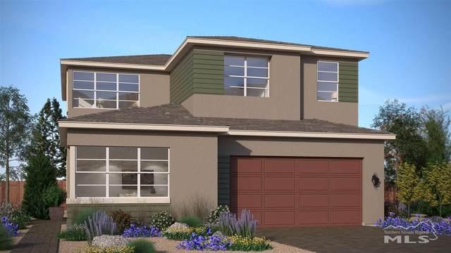 2814 Thistle Pine Ct Homesite 20, Reno, NV 89821 (MLS #200013647) :: Vaulet Group Real Estate