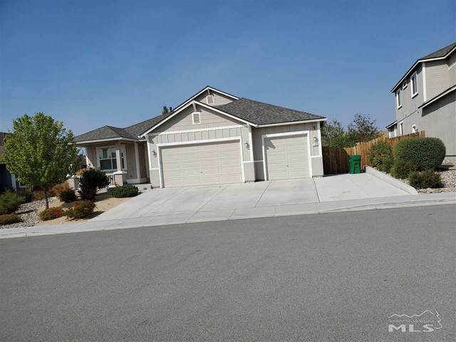 748 Ahwanee, Sparks, NV 89436 (MLS #200013668) :: NVGemme Real Estate