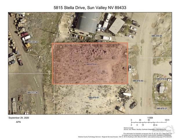 5815 Stella Drive, Reno, NV 89433 (MLS #200013672) :: Ferrari-Lund Real Estate