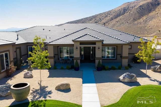 600 Mystic Mountain Court, Sparks, NV 89441 (MLS #200013675) :: NVGemme Real Estate