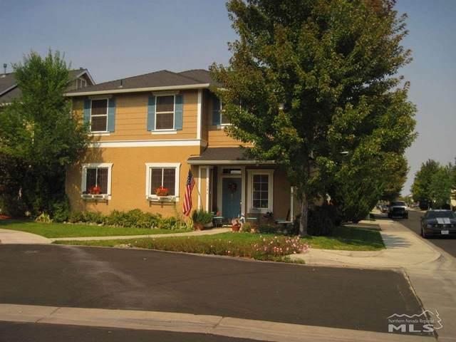 1646 W Minden Village Place Nv, Minden, NV 89410 (MLS #200013682) :: NVGemme Real Estate