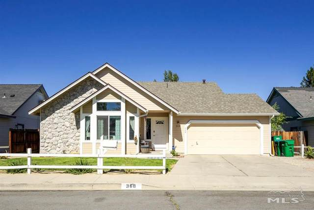 368 Sunwood, Carson City, NV 89701 (MLS #200013688) :: NVGemme Real Estate