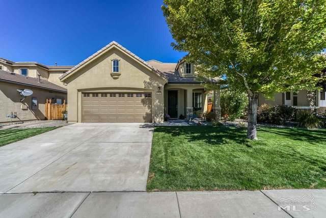 3716 Perseus Drive, Sparks, NV 89436 (MLS #200013700) :: NVGemme Real Estate