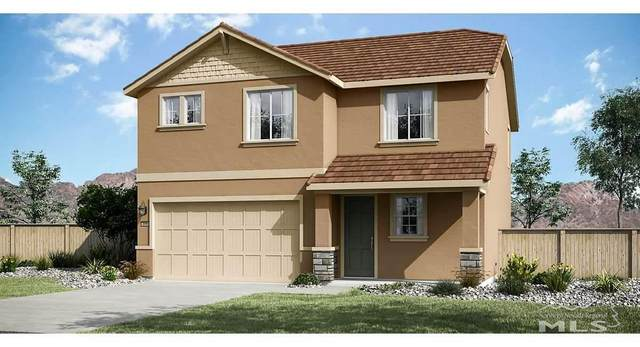 9748 Quartette Dr Homesite 164, Reno, NV 89521 (MLS #200013704) :: Vaulet Group Real Estate